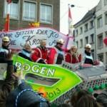 Die Krone auf der Kö - Foto: Isa Tönes