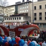 Die Kölner mögen es prunkvoll! Foto: Vanessa Klawunder